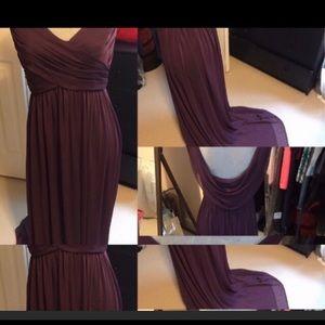S 6 David's gown